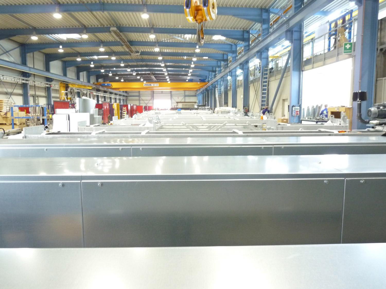 Rosink-Werkstätten: Sistemi di pulizia della caldaia